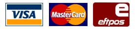 Visa MasterCard EFTPOS
